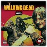 The Walking Dead 2021 - 18-Monatskalender