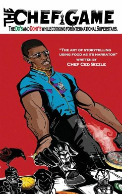 The Chef Game - Sizzle, Chef Ced