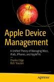 Apple Device Management (eBook, PDF)