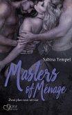 Masters of Ménage: Zwei plus zwei ist vier (eBook, ePUB)