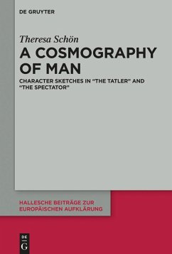 A Cosmography of Man (eBook, ePUB) - Schön, Theresa