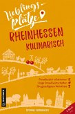 Lieblingsplätze Rheinhessen kulinarisch (eBook, PDF)