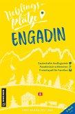 Lieblingsplätze Engadin (eBook, ePUB)