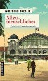 Allzumenschliches (eBook, PDF)