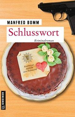 Schlusswort (eBook, ePUB) - Bomm, Manfred