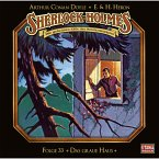 Sherlock Holmes - Die geheimen Fälle des Meisterdetektivs, Folge 33: Das graue Haus (MP3-Download)