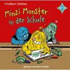 Minzi Monster in der Schule (MP3-Download)