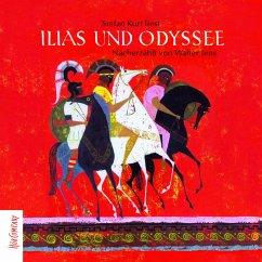 Ilias und Odyssee (MP3-Download) - Jens, Walter