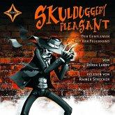 Skulduggery Pleasant, Folge 1: Der Gentleman mit der Feuerhand (MP3-Download)