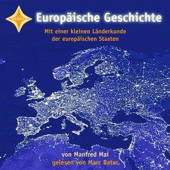 Europäische Geschichte (MP3-Download) - Mai, Manfred