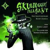 Skulduggery Pleasant, Folge 2: Das Groteskerium kehrt zurück (MP3-Download)