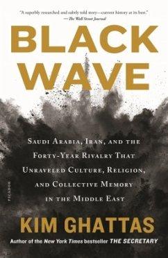 Black Wave - Ghattas, Kim