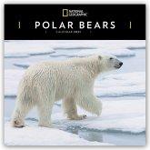 Polar Bears - Eisbären 2021 - 16-Monatskalender