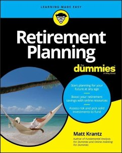 Retirement Planning For Dummies - Krantz, Matthew