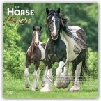 HORSE LOVERS 2021 SQUARE FOIL