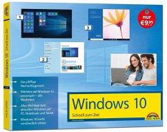 Windows 10 Schnell zum Ziel inklusive der aktuellsten Updates von 2020 - Kiefer, Philip