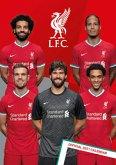 FC Liverpool 2021 - A3 Format Posterkalender