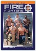 Fire Fighters - Feuerwehrmänner 2021 - A3 Format Posterkalender