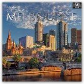 Melbourne 2021 - 16-Monatskalender