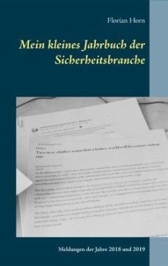 Mein kleines Jahrbuch der Sicherheitsbranche