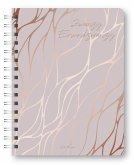 Glamour Planner Marbel Rosé 2021 - Diary - Buchkalender - Taschenkalender