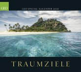 GEO SPECIAL: Traumziele 2021 - Wand-Kalender - Reise-Kalender - Poster-Kalender