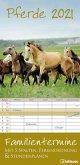 Pferde 2021 Familienplaner