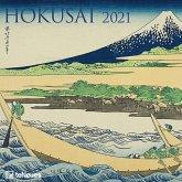 Hokusai 2021 Broschürenkalender