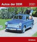 Autos der DDR 2021 - Wand-Kalender - 30x34
