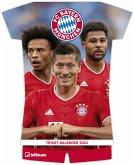 FC Bayern München Trikotkalender 2021