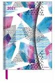Watercolors 2021 Taschenkalender 16x22