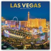 Las Vegas 2021 - 18-Monatskalender mit freier TravelDays-App