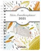 Mein Familienplaner Colour 2021
