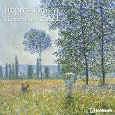 Impressionism Masterpieces 2021 Broschürenkalender