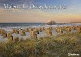 Malerische Ostseeküste 2021 Wandkalender