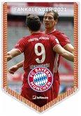 FC Bayern München Mini-Bannerkalender 2021