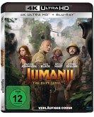 Jumanji - The Next Level 4K Ultra HD Blu-ray + Blu-ray