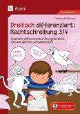 Dreifach differenziert Rechtschreibung 3/4