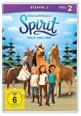 Spirit: Wild und frei-Staffel 2,Vol.2