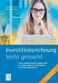Investitionsrechnung - leicht gemacht