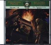 Pollution Police - Die kleinen Pfadfinder - Die Feuerteufel GmbH, 1 Audio-CD