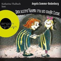 Der kleine Vampir und die große Liebe / Der kleine Vampir Bd.5 (MP3-Download) - Sommer-Bodenburg, Angela