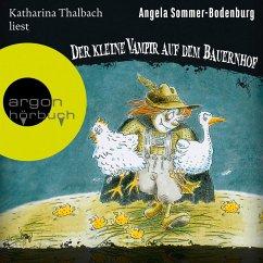 Der kleine Vampir auf dem Bauernhof / Der kleine Vampir Bd.4 (MP3-Download) - Sommer-Bodenburg, Angela