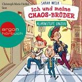 Alarmstufe Umzug / Ich und meine Chaos-Brüder Bd.1 (MP3-Download)
