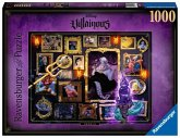 Ravensburger 15027 - Disney Villainous: Ursula, Puzzle, 1000 Teile