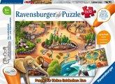 Puzzle für kleine Entdecker: Zoo (Kinderpuzzle) / tiptoi®