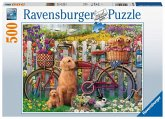 Ravensburger 15036 - Ausflug ins Grüne, Puzzle, 500 Teile