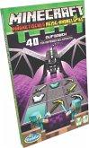 Ravensburger 76402 - ThinkFun®, Minecraft, Magnetisches Reise-Knobespiel