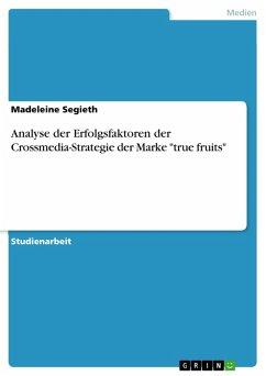Analyse der Erfolgsfaktoren der Crossmedia-Strategie der Marke