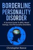 Borderline Personality Disorder (eBook, ePUB)